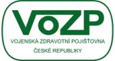 Vojenská zdravotní pojišťovna České republiky - logo