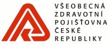 Všeobecná zdravotní pojišťovna České republiky - logo