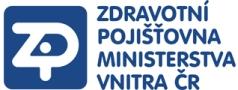 Zdravotní pojišťovna ministerstva vnitra České republiky - logo